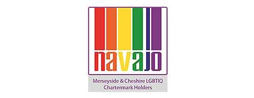 Nevajo - Merseysize & Cheshire LGBTIQ Chartermark Holders