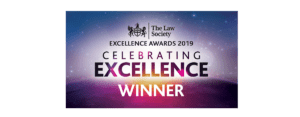 MSB Solicitor Award - The Law Society Excellence Awards - Winner
