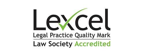 Lexcel - Legal Practice Quality Mark - Law Society Accredited