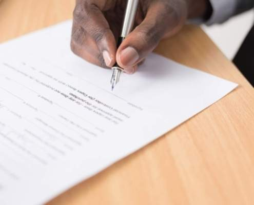 A brief introduction to Lasting Powers of Attorney