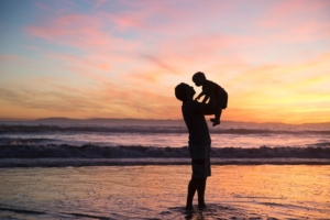 What to expect in Hague proceedings - parent holding child